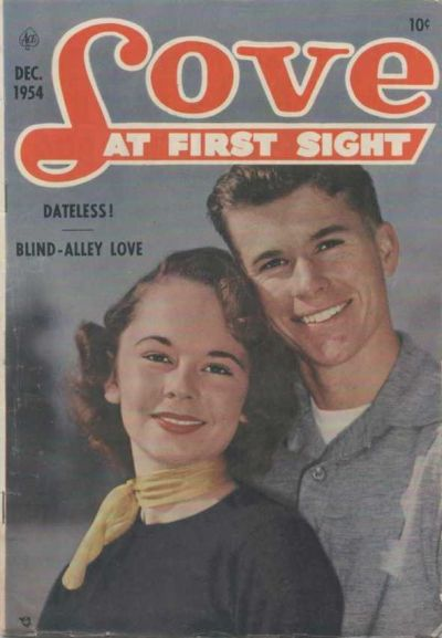 Cover for Love at First Sight (Ace Magazines, 1949 series) #32