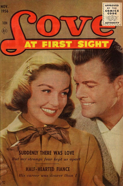 Cover for Love at First Sight (Ace Magazines, 1949 series) #43