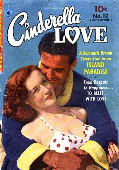 Cover for Cinderella Love (Ziff-Davis, 1950 series) #12 [3]