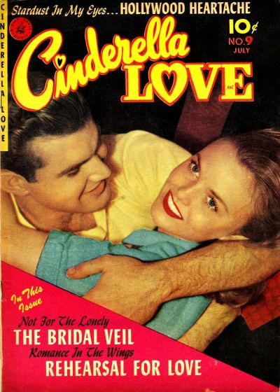 Cover for Cinderella Love (Ziff-Davis, 1950 series) #9