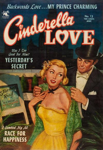 Cover for Cinderella Love (St. John, 1953 series) #13