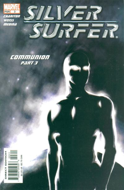 Cover for Silver Surfer (Marvel, 2003 series) #3 [Direct Edition]