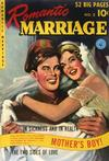 Cover for Romantic Marriage (Ziff-Davis, 1950 series) #2