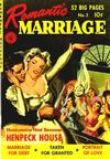 Cover for Romantic Marriage (Ziff-Davis, 1950 series) #3
