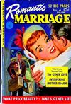 Cover for Romantic Marriage (Ziff-Davis, 1950 series) #4