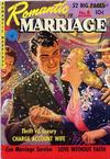 Cover for Romantic Marriage (Ziff-Davis, 1950 series) #8
