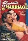 Cover for Romantic Marriage (Ziff-Davis, 1950 series) #12