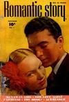 Cover for Romantic Story (Fawcett, 1949 series) #1