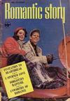 Cover for Romantic Story (Fawcett, 1949 series) #2