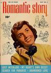 Cover for Romantic Story (Fawcett, 1949 series) #4