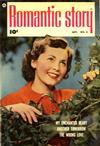 Cover for Romantic Story (Fawcett, 1949 series) #6
