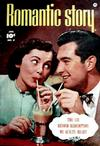 Cover for Romantic Story (Fawcett, 1949 series) #8
