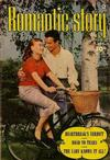 Cover for Romantic Story (Fawcett, 1949 series) #13