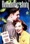 Cover for Romantic Story (Fawcett, 1949 series) #14