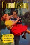 Cover for Romantic Story (Fawcett, 1949 series) #17