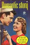 Cover for Romantic Story (Fawcett, 1949 series) #19