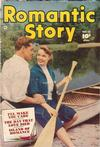 Cover for Romantic Story (Fawcett, 1949 series) #21
