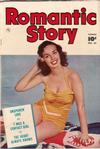 Cover for Romantic Story (Fawcett, 1949 series) #22