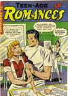 Cover for Teen-Age Romances (St. John, 1949 series) #2