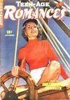 Cover for Teen-Age Romances (St. John, 1949 series) #5