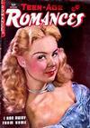 Cover for Teen-Age Romances (St. John, 1949 series) #7