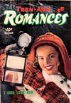 Cover for Teen-Age Romances (St. John, 1949 series) #8