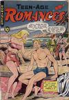 Cover for Teen-Age Romances (St. John, 1949 series) #9