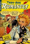 Cover for Teen-Age Romances (St. John, 1949 series) #12