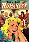 Cover for Teen-Age Romances (St. John, 1949 series) #13