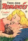 Cover for Teen-Age Romances (St. John, 1949 series) #14
