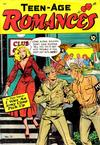 Cover for Teen-Age Romances (St. John, 1949 series) #15