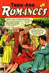 Cover for Teen-Age Romances (St. John, 1949 series) #16