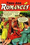 Cover for Teen-Age Romances (St. John, 1949 series) #16
