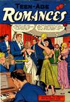 Cover for Teen-Age Romances (St. John, 1949 series) #17