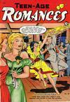 Cover for Teen-Age Romances (St. John, 1949 series) #18