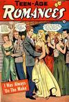 Cover for Teen-Age Romances (St. John, 1949 series) #19
