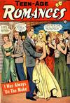 Cover for Teen-Age Romances (St. John, 1949 series) #19