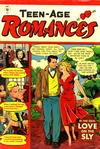 Cover for Teen-Age Romances (St. John, 1949 series) #21