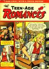 Cover for Teen-Age Romances (St. John, 1949 series) #23