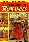 Cover for Teen-Age Romances (St. John, 1949 series) #24