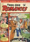 Cover for Teen-Age Romances (St. John, 1949 series) #25