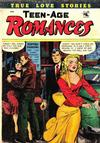 Cover for Teen-Age Romances (St. John, 1949 series) #31