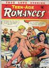 Cover for Teen-Age Romances (St. John, 1949 series) #32