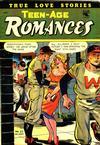 Cover for Teen-Age Romances (St. John, 1949 series) #33