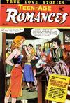 Cover for Teen-Age Romances (St. John, 1949 series) #34