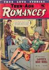 Cover for Teen-Age Romances (St. John, 1949 series) #36