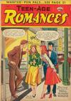Cover for Teen-Age Romances (St. John, 1949 series) #37