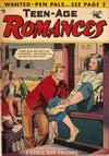 Cover for Teen-Age Romances (St. John, 1949 series) #39