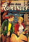 Cover for Teen-Age Romances (St. John, 1949 series) #42