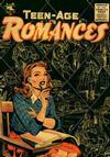 Cover for Teen-Age Romances (St. John, 1949 series) #43